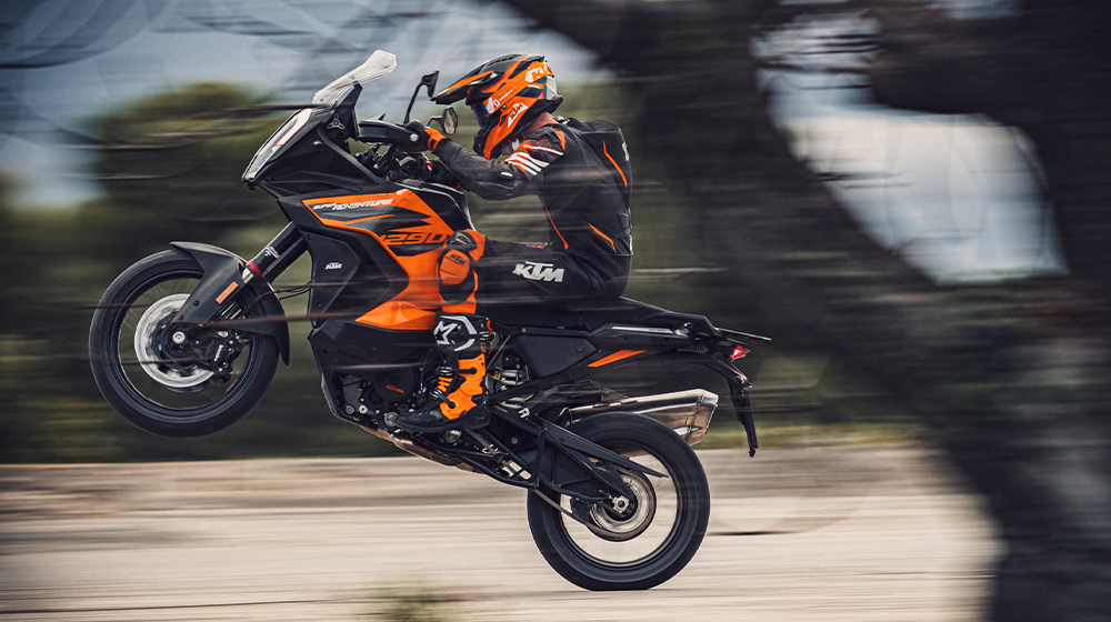 Jaunais KTM 1290 Super Adventure S!